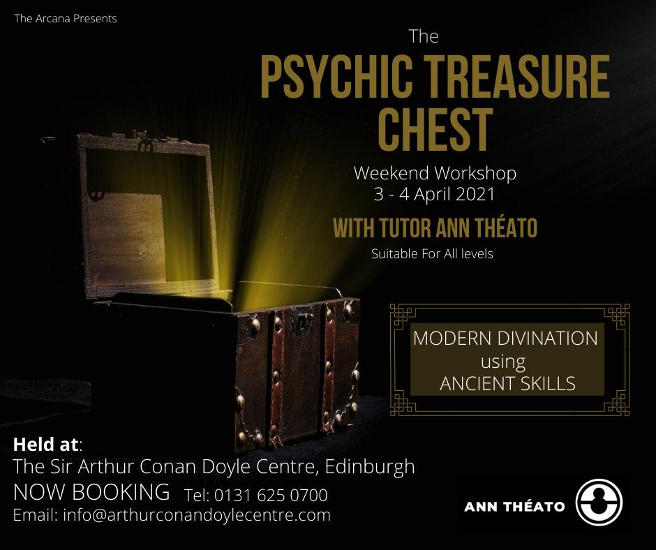 The Psychic Treasure Chest