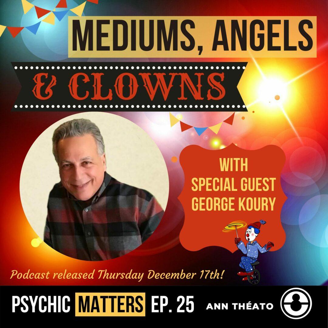 Psychic Matters - Episode 25
