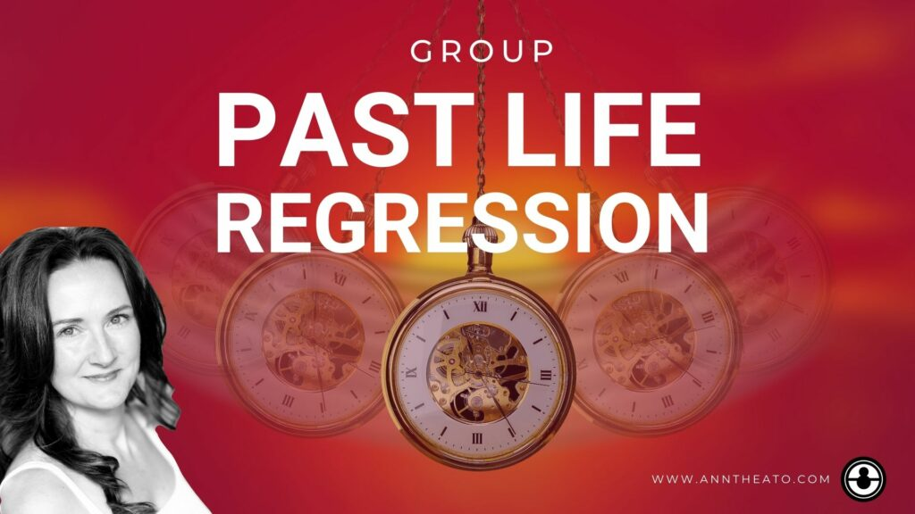 Past Life Regression - Group Session