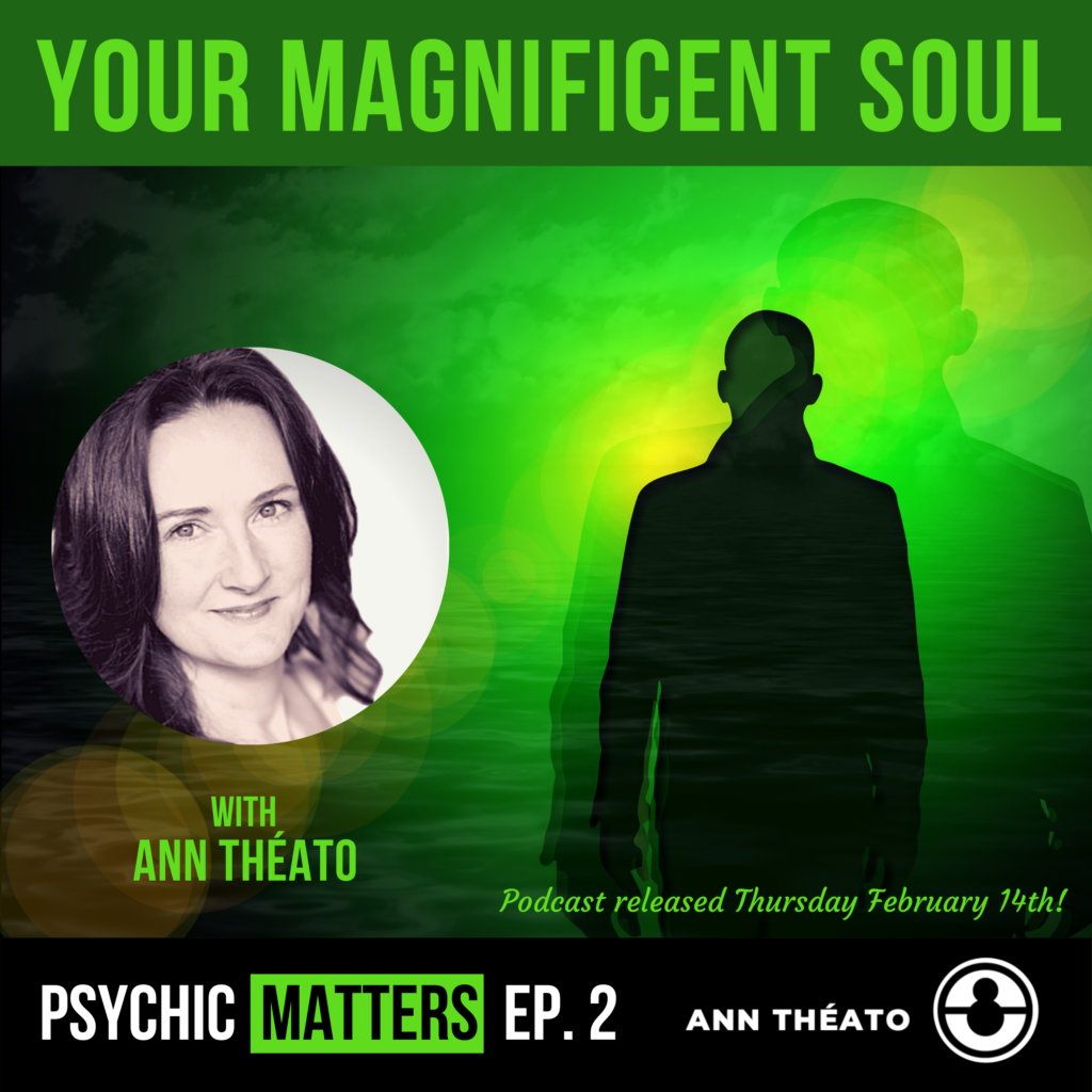 Psychic Matters Episode 2
