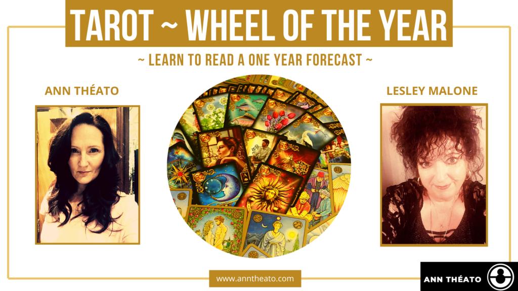Tarot - The Wheel Of The Year
