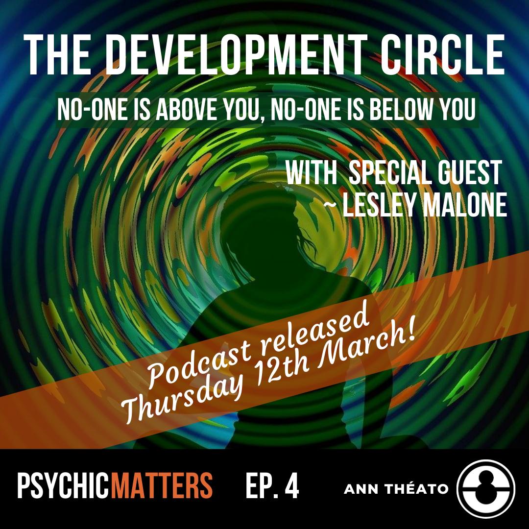 Psychic Matters Episode 4